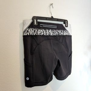 LULULEMON EUC Wunder Under Cycling Bike Shorts 10